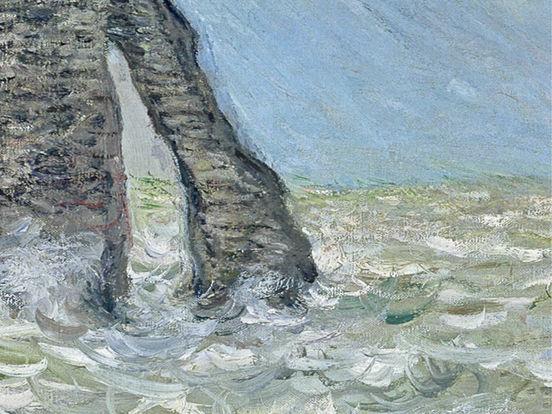 The Monet album : the e-album of the exhibition iPad Screenshot 3