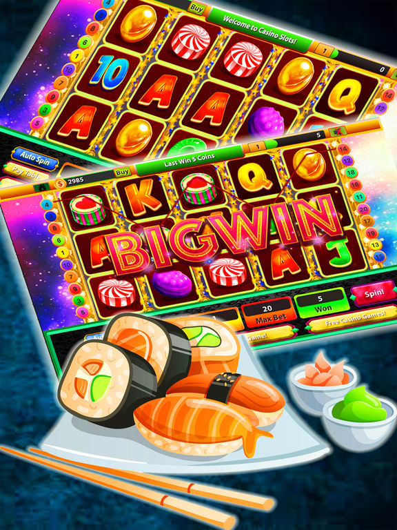 las vegas slot free game