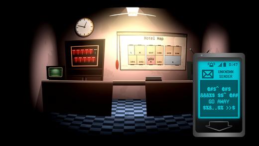 Bear Haven: Survive Five Nights of Horror in Motel Screenshots