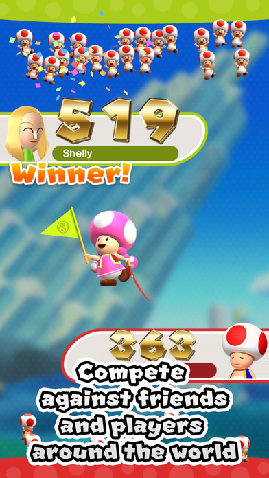 Super Mario Run screenshot 5