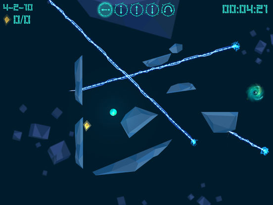 Screenshot #3 for Gravity Ball by Upside Down Bird