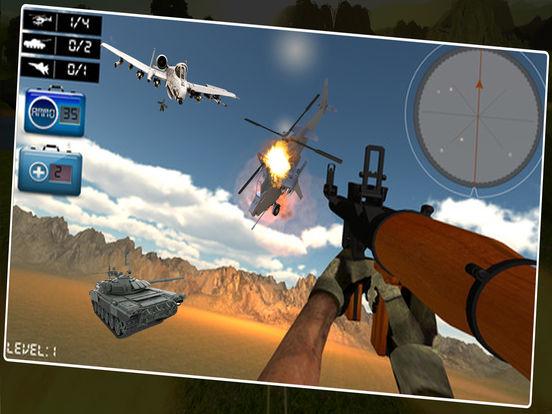 Bazooka Clash Shooting Sniper Games Pro screenshot 6