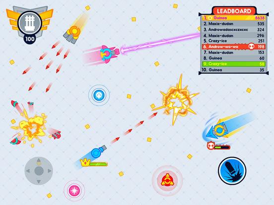 Tank.IO Craft - Fast Paper IO Battle Game for IOscreeshot 1