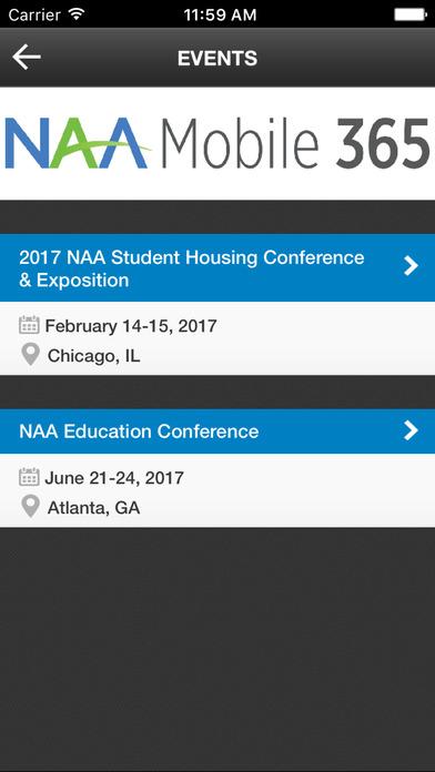 National Apartment Association screenshot 2