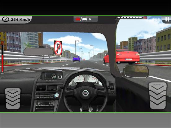 Real Sports Car racing Simulator 3D screenshot 6