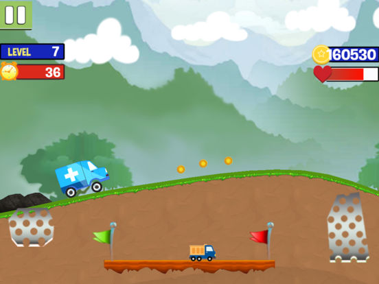 Hill Stunt Racing screenshot 6