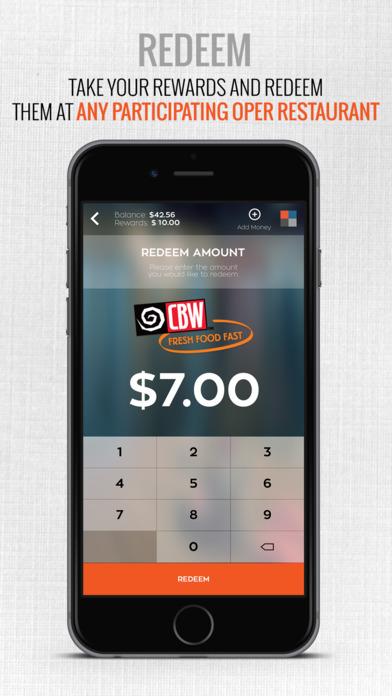 download OPER - Get up to 10% Dining Cash Back apps 1
