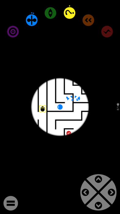Dot In A Maze Screenshot
