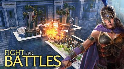 Olympus Rising screenshot 2