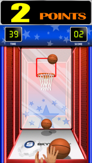 Arcade Hoops Basketball™ Screenshots