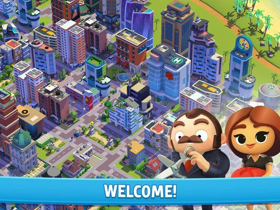 City Mania: Town Building Game screenshot 6