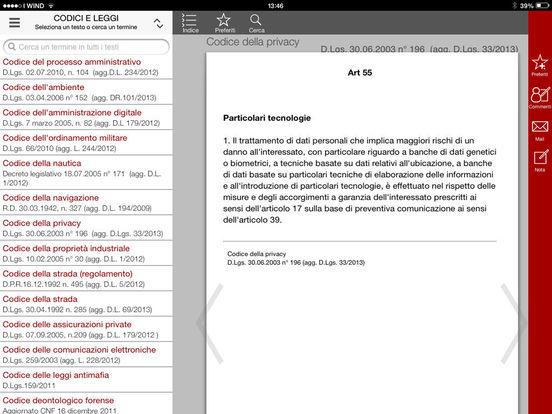 4 Codici iPad Screenshot 2