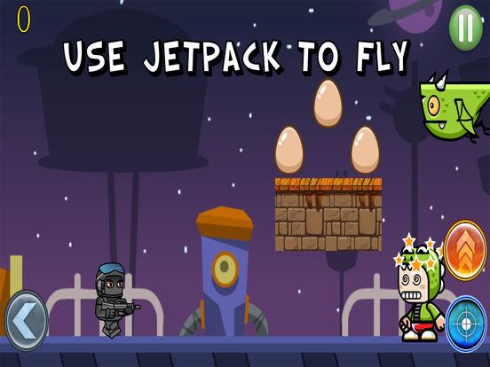 Soldier Adventures Game screenshot 8