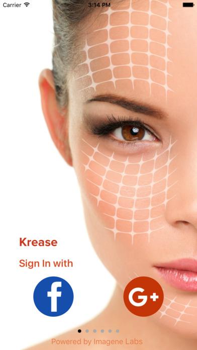 Krease app image