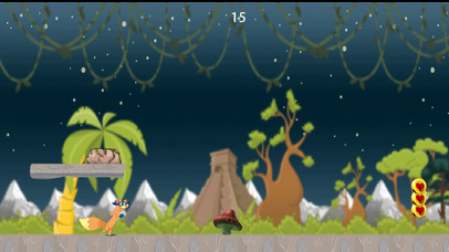 Little Fox Wild Jungle Escape screenshot 1