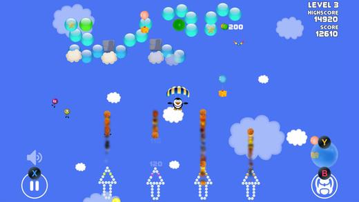 Улетный пингвин Screenshot