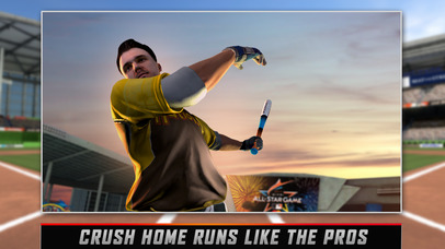 Screenshots of MLB.com Home Run Derby 16 for iPhone