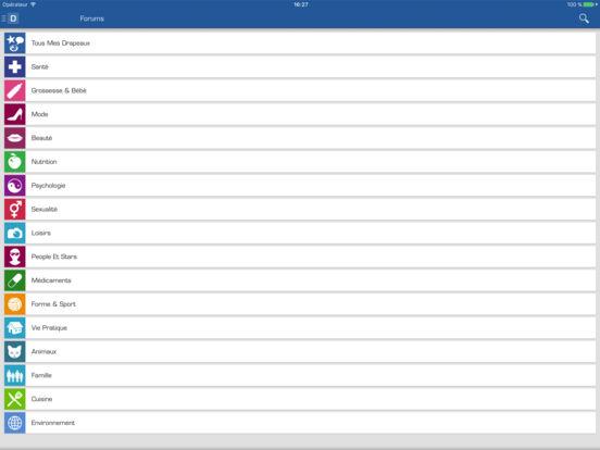 Club Docti iPad Screenshot 2