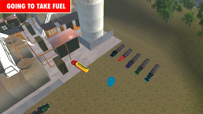Drive Oil Transport Truck 2017 Pro screenshot 3