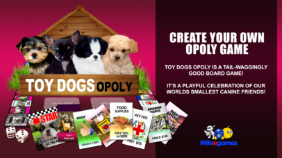 Toy Dogs Opoly screenshot 1