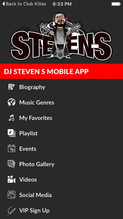 DJ Steven S screenshot 3