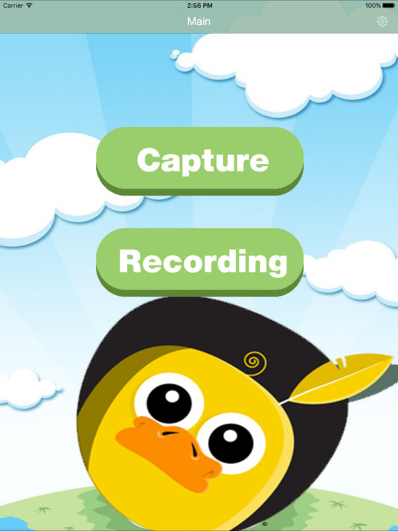 Kidz Cam - Secretly Capture Kids Smiles & Laughs Screenshots