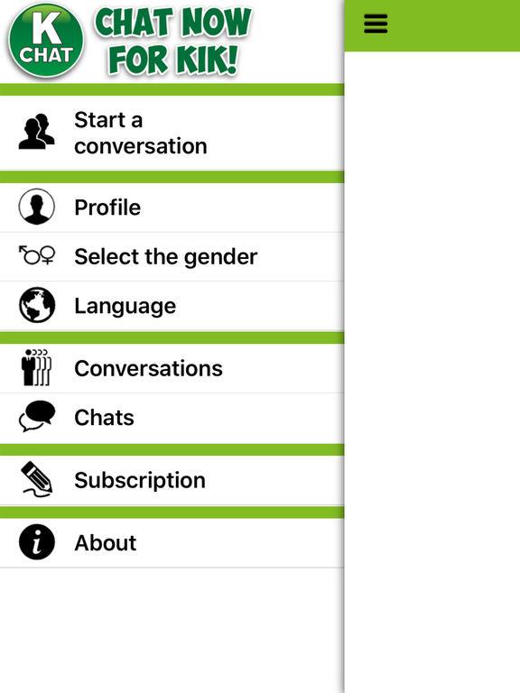 chat now kik