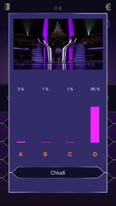Nuovo Milionario 2017 - Italian Quiz screenshot 3