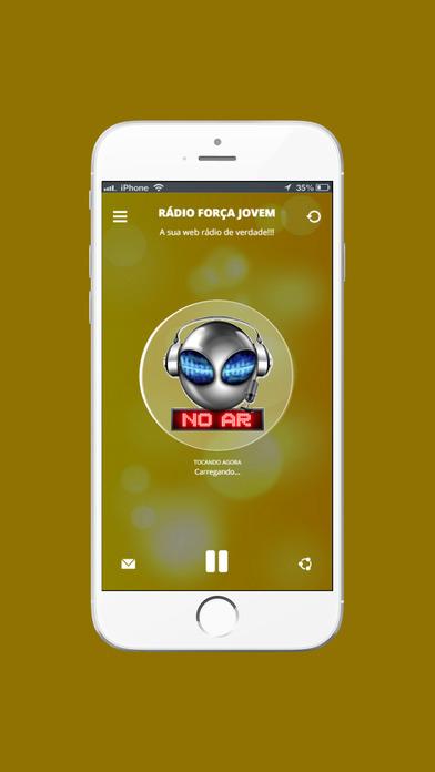 Radio Força Jovem screenshot 1
