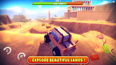 Zombie Safari the Top new Game in Apple App Store