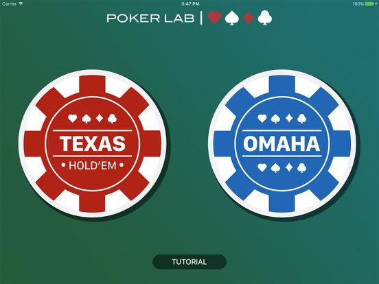 pokerLab. Premium iPad Screenshot 3