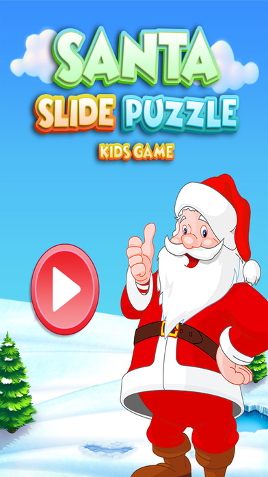 Santa Slide Puzzle For Kids screenshot 1