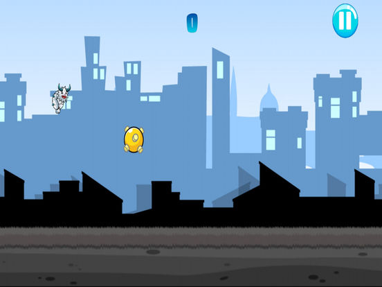 Cute Yeti City Escape screenshot 3