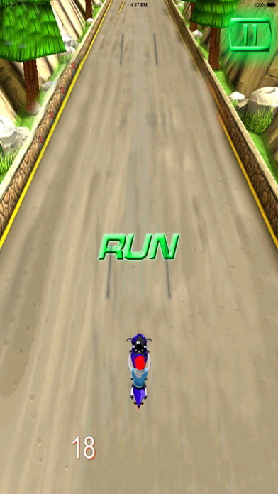 A Big Trial Traffic PRO: Offroad Fury screenshot