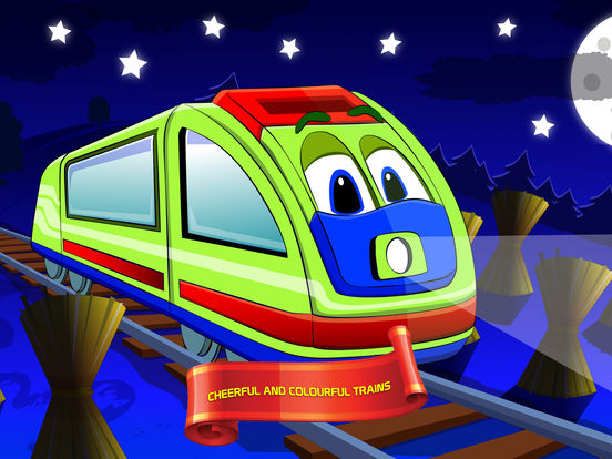 Creativity Trains на iPad