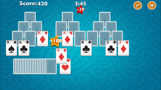 Tri-Peaks Solitaire hack tool Coins Spin