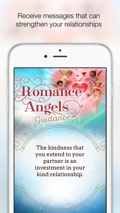 Romance Angels Guidance - Doreen Virtue screenshot 2