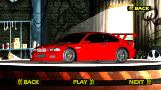 3DcarRacegame Screenshots
