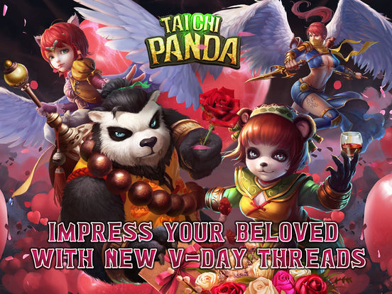 Screenshots of Taichi Panda for iPad