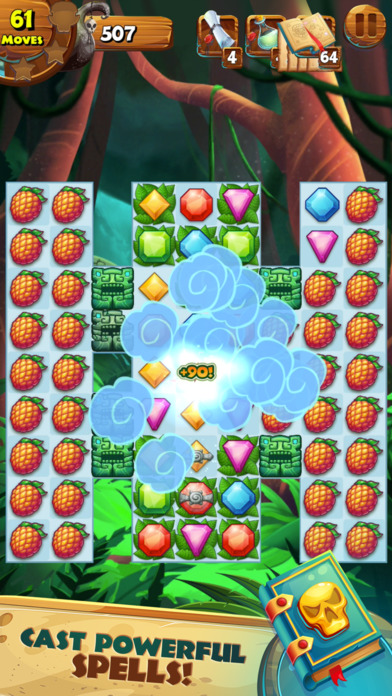 Jungle Mash screenshot 3
