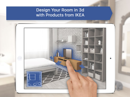 3d room planner for ikea home interior design screenshots - 3 D Room Planner