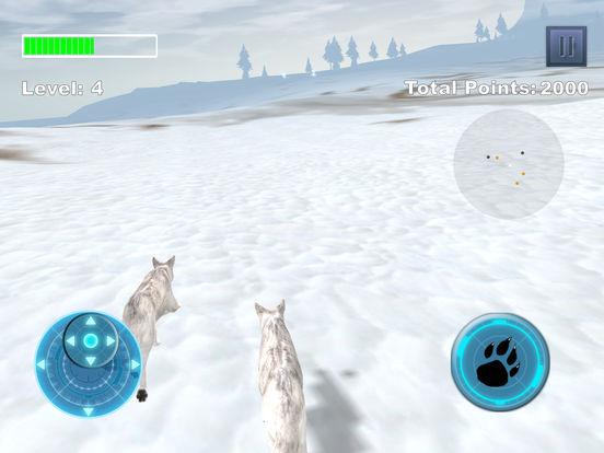 Скачать игру Arctic Wolf