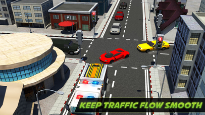 City Traffic Control Rush Hour Driving Simulator screenshot 2