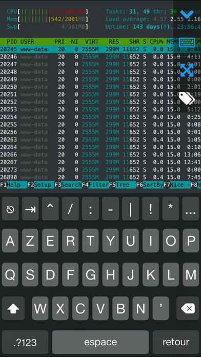 WebSSH Pro - SSH & SFTP Screenshots