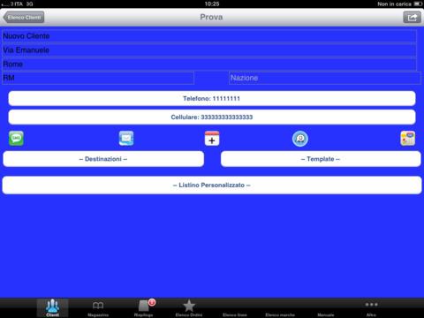 iGestA Free iPad Screenshot 3