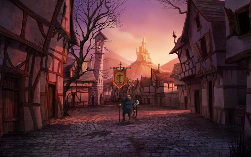 Yesterday Origins Screenshots