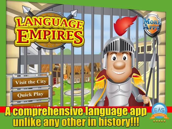 Language Empires iPad Screenshot 1