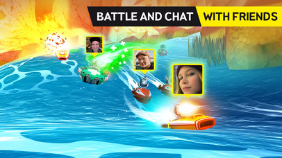 Image of Battle Bay for iPhone