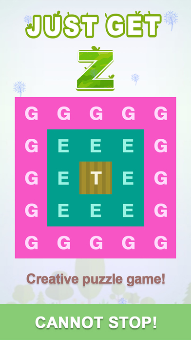 Just Get Z (a-z) Screenshot