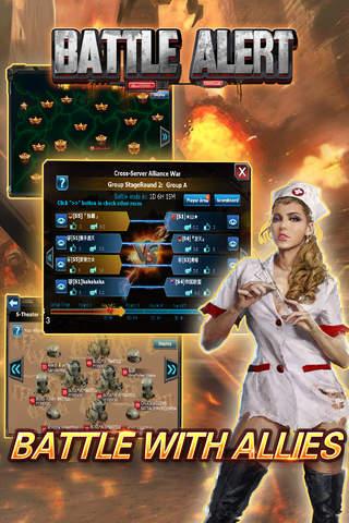 Battle Alert:War of Tanks screenshot 3
